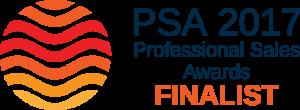 PSA Finalist logo